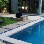 Attractive Garden Swimming Pools